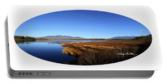 View At Cherry Pond Portable Battery Charger