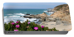 View From Bodega Head In Bodega Bay Ca - 3 Portable Battery Charger