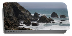View From Bodega Head In Bodega Bay Ca - 4 Portable Battery Charger