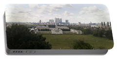 View From Greenwich 1 Portable Battery Charger