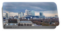 View From Greenwich 4 Portable Battery Charger