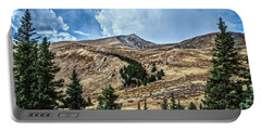 View From Guanella Pass Road Portable Battery Charger
