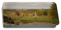 View From Little Round Top 2 Portable Battery Charger