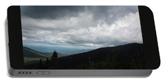 View From Mount Washington  Portable Battery Charger by Suzanne Gaff