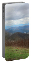 View From Silers Bald 2015c Portable Battery Charger