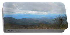 View From Silers Bald 2015d Portable Battery Charger