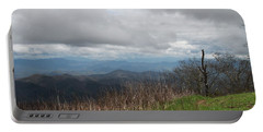 View From Silers Bald 2015e Portable Battery Charger