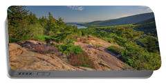 View From South Bubble Portable Battery Charger by Rick Berk