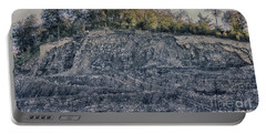View Of A Quarry Portable Battery Charger