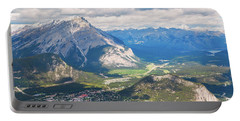 View Of Banff Portable Battery Charger
