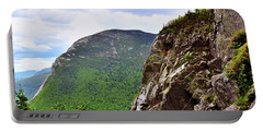 View Of Cannon Mountain Portable Battery Charger