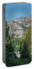 View Of Eagle Lake Portable Battery Charger