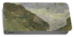View Over The Sea, 1882  Portable Battery Charger