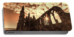Portable Battery Charger featuring the photograph View To A Thrill by Anthony Baatz