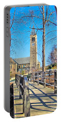 View To Mcgraw Tower Portable Battery Charger