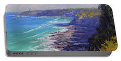 View To Norah Head Australia Portable Battery Charger