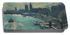 View To Westminster London Portable Battery Charger