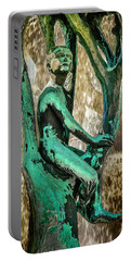 Vigeland Boy In Tree Fountain Portable Battery Charger