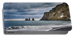 Vik Winter Wonderland Beach Portable Battery Charger