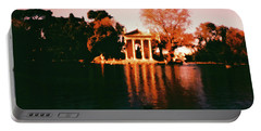 Villa Borghesse Rome Portable Battery Charger