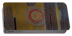 Villa Giallo Atmosfera Grafica I - Graphic Atmosphere I Portable Battery Charger