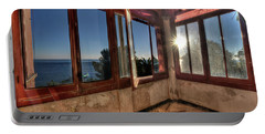 Villa Of Windows On The Sea - Villa Delle Finestre Sul Mare IIi Portable Battery Charger
