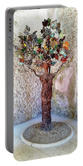 Villa Rufolo Art - Ravello, Italy Portable Battery Charger
