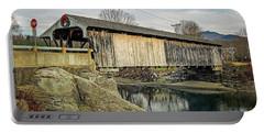 Village Bridge Portable Battery Charger