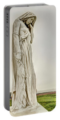 Vimy Memorial - Canada Bereft Portable Battery Charger