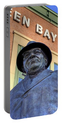 Vince Lombardi Portable Battery Charger