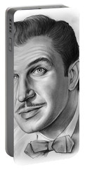 Vincent Price Portable Battery Charger