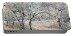 Vincents Olive Trees 2 Portable Battery Charger