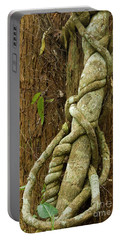 Portable Battery Charger featuring the photograph Vine by Werner Padarin