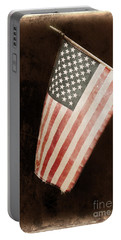 Portable Battery Charger featuring the photograph Vintage America by Barbara S Nickerson