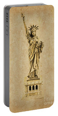 Vintage America Portable Battery Charger