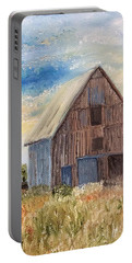 Vintage Barn Portable Battery Charger