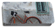 Vintage Series #3 Bike Portable Battery Charger