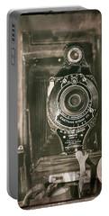 Vintage Kodak Camera Portable Battery Charger
