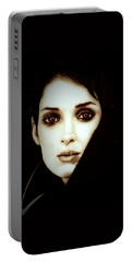 Vintage Winona Ryder Portable Battery Charger