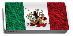Violence In Mexico Portable Battery Charger