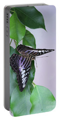Violet Clipper Butterfly V2 Portable Battery Charger