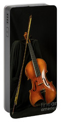 Violin And Bow Portable Battery Charger