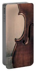 Violin Portrait  Portable Battery Charger