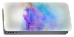 Violin Portable Battery Charger by Scott Meyer