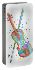 Violin's Song Portable Battery Charger