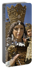 Virgen De Los Desamparados Portable Battery Charger