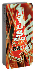 Virgils Real Bbq New York City Portable Battery Charger