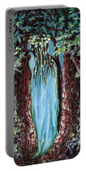 Virgin Forest Portable Battery Charger