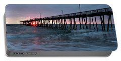 Virginia Beach Fishing Pier Portable Battery Charger