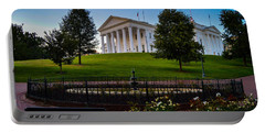 Virginia Capitol Building Portable Battery Charger